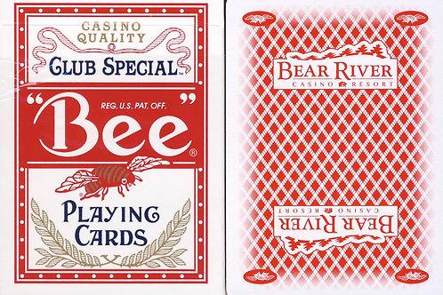 Bee Bear River Casino Red
