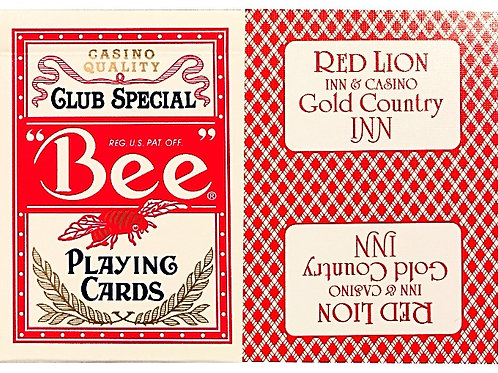 Bee Red Lyon Casino Red