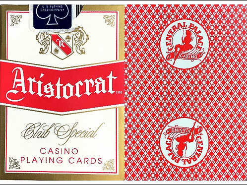 Aristocrat Central Palace Casino Red