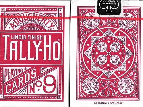 Tally-Ho (Red Fan Back)