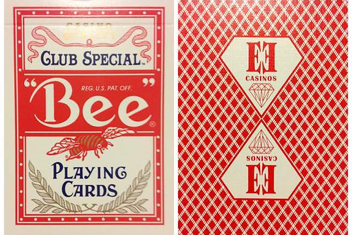 Bee EE Casinos Red