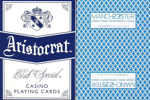 Aristocrat Manch235ter Casino Caesars Cyan Blue