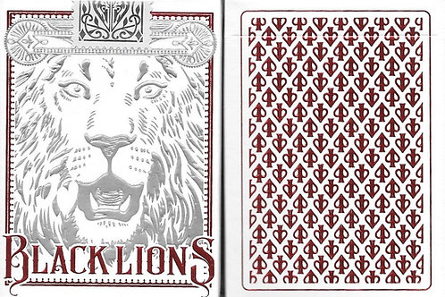 Black Lions (Red)