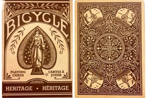 Bicycle Heritage Brown
