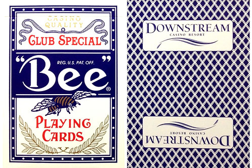 Bee Downstream Casino Blue