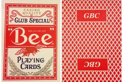 Bee GBC Casino Red