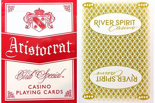 Aristocrat River Spirit Casino Yellow