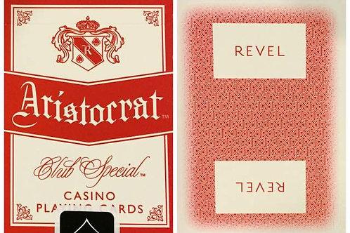 Aristocrat Revel Casino Red