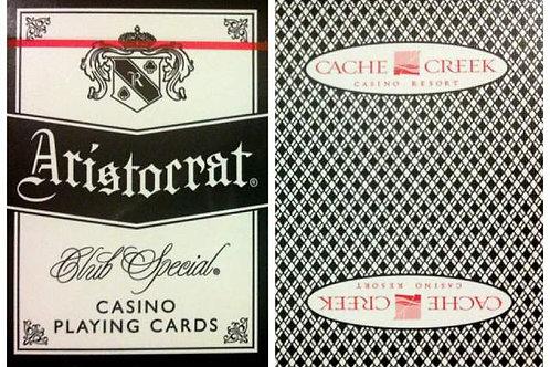Aristocrat Cache Creek Casino Black