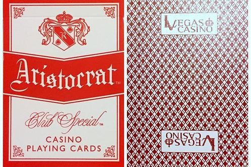 Aristocrat Las Vegas Casino Burgandy