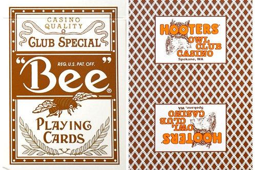 Bee Hooters Owl Club Casino Brown