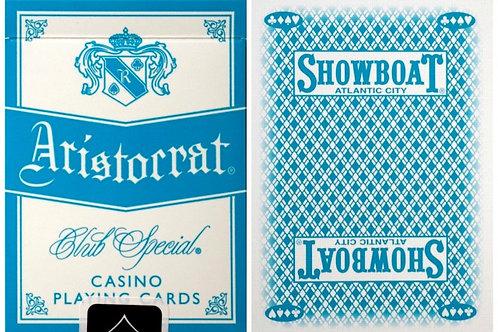 Aristocrat Showboat Atlantic City Turquoise