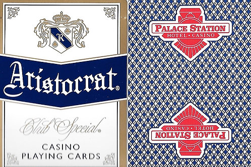 Aristocrat Palace Station casino Blue
