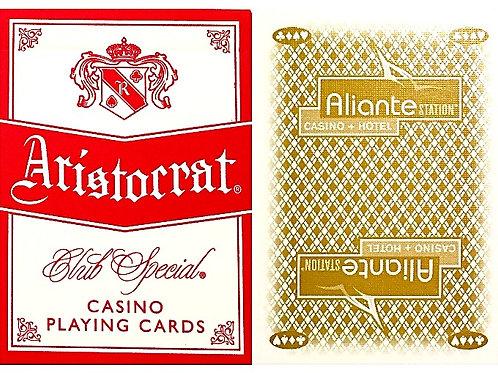 Aristocrat Aliante Station Casino Gold