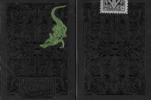 Gator Back by David Blaine (Green)