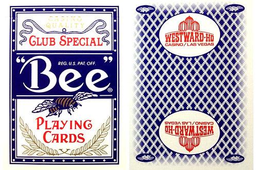 Bee WestWard-Ho Casino Blue