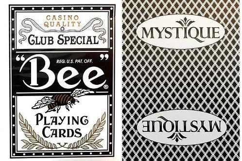 Bee Mystique Black
