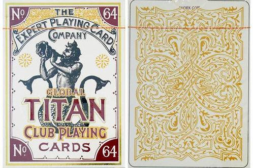 Conjuring Arts Global Titan Pearl White