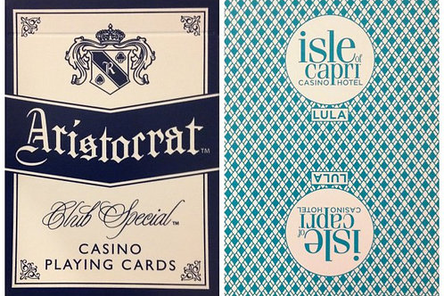 Aristocrat Isle of Capri Casino Turquoise