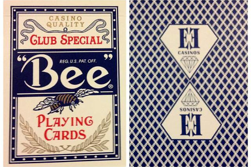 Bee EE Casinos Blue