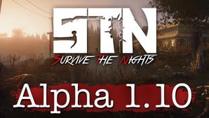 Alpha 1.10 - Quality of Life Update #2 (Tutorial Improvement | Swimming | Chat Overhaul | Polish++)