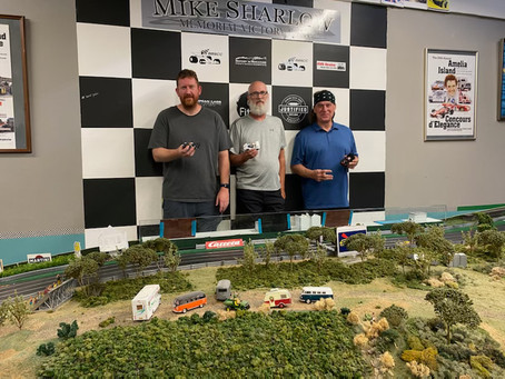 Sports Car Cup Race results with updated points and pictures