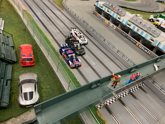 DTM Winning Cars