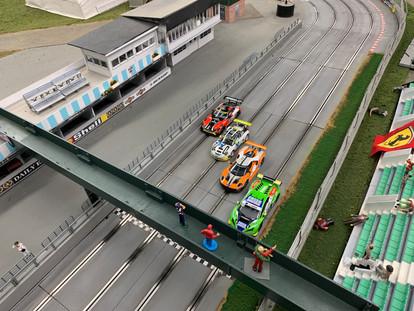 GT3 Race winners