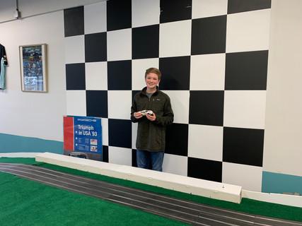 Junior Race Winner