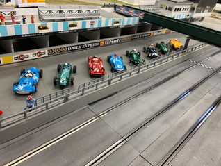 50s F1 Cars Ready to Race