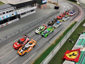 GT3 race participants