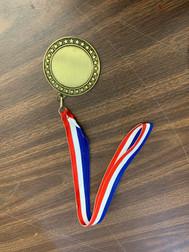 DTM Race Winners Medal