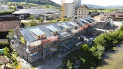 Überbauung Mühlepark Brittnau