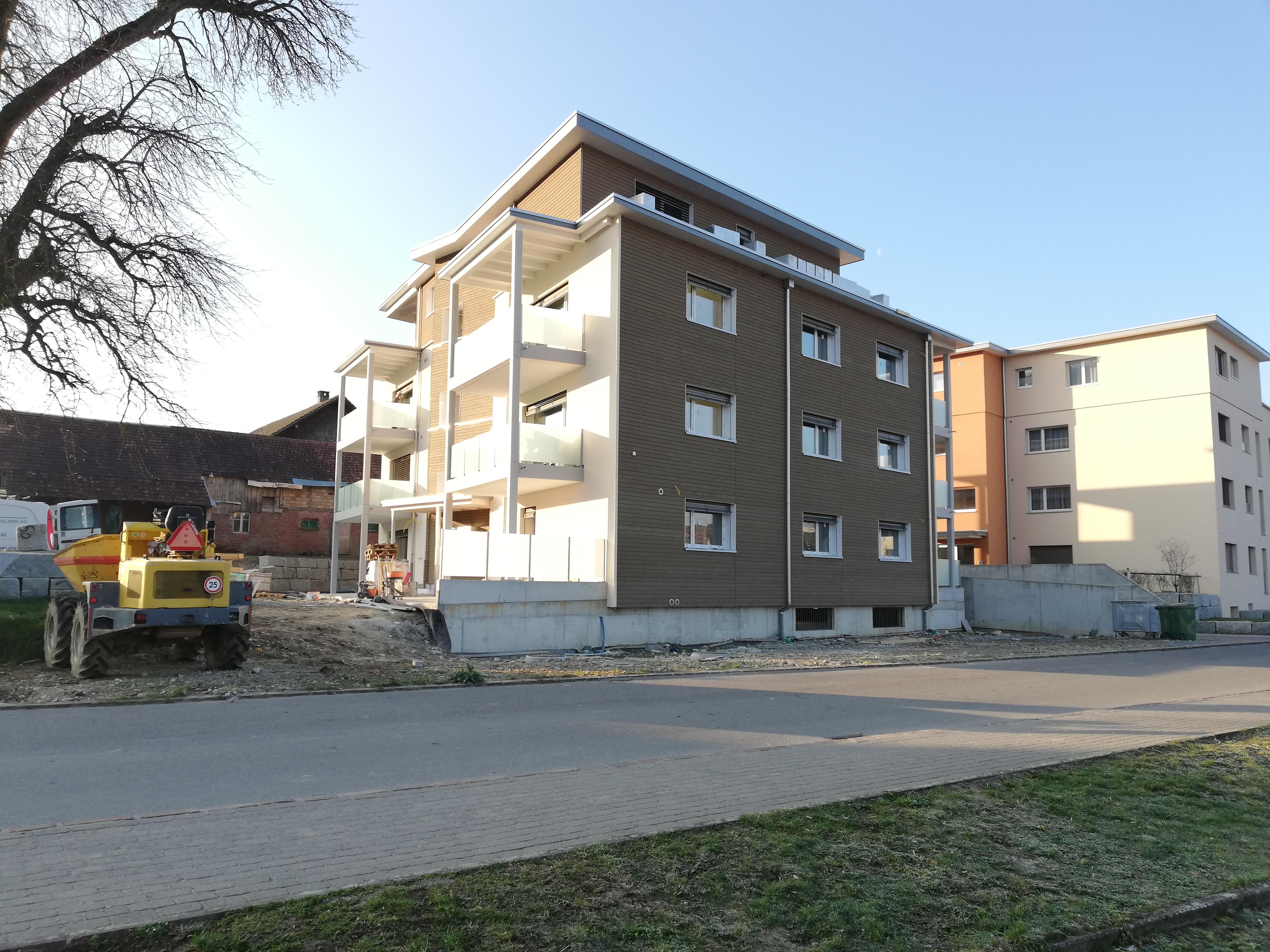 Neubau Gästehaus Dagmersellen