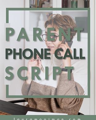Parent Phone call Script.png