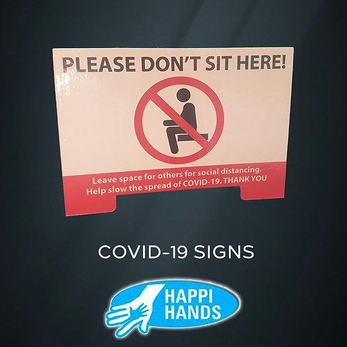 COVID 19 - SIGN 2