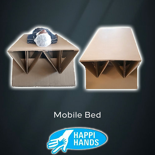 Mobile Bed