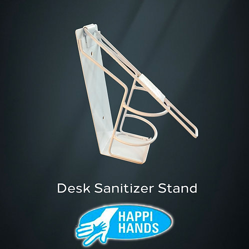 Desk Sanitizer Stand