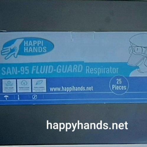 SAN-95  Fluid Guard Respirator