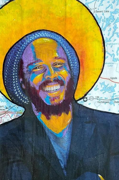 Ziggy Marley Print