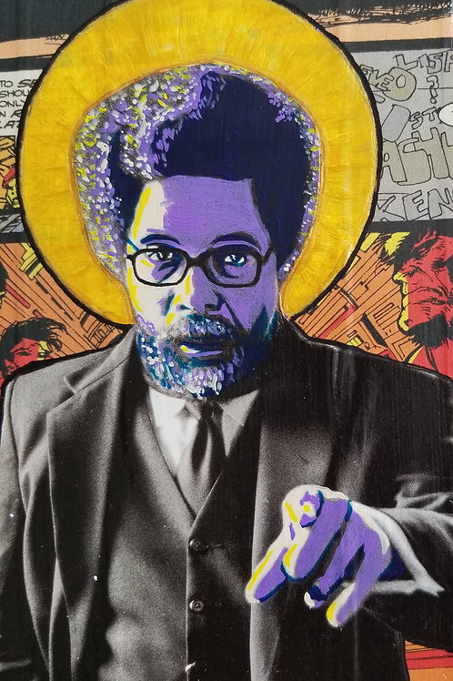 Cornel West - ORIGINAL ICON
