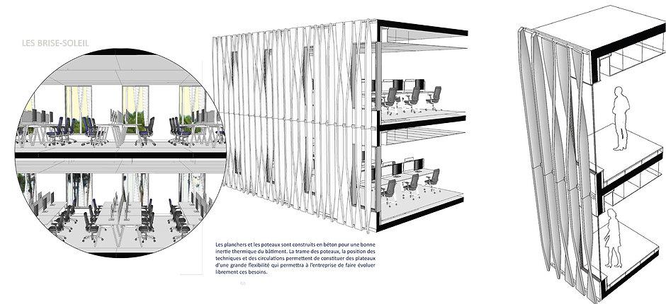 Bordeaux_Mérignac_architecte_BUREAUX_axo