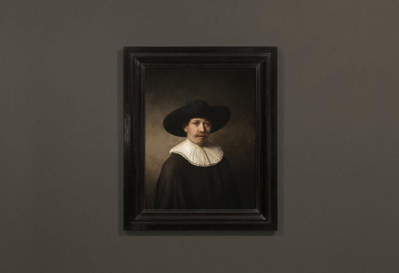 Rembrandt, AI, New Rembrandt, Artificial
