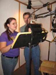 Jim getting Jezzika set up Small.JPG