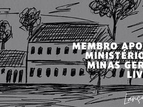 Membro aposentado do Ministério Público de Minas Gerais lança 5 livros em 2020