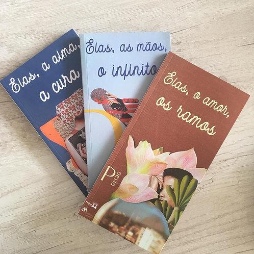 """VALOR ESPECIAL: Coleção da Antologia """"Elas"""""""