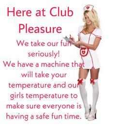 latest news at Club Pleasure