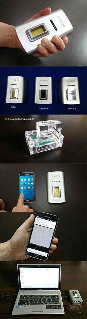 Phos IR Handheld IR Spectrometer