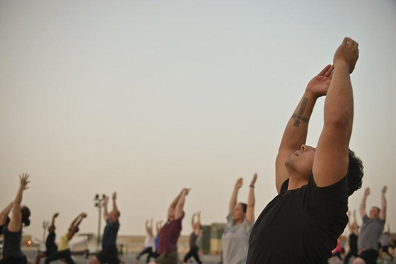 Business Yoga - Angebote der Sanften Kri