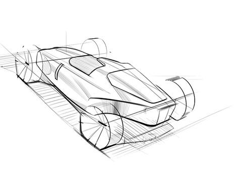 RIVA-LE E-Car concept